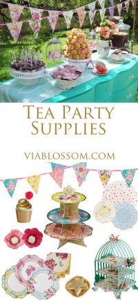25+ best ideas about Tea party birthday on Pinterest ...