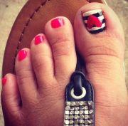 ideas long toenails