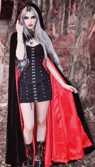 Beautiful Vampire Girl Wallpaper 2017 ☆ Hot Beautiful Girl ☆ Dayana Crunk Melgares In A