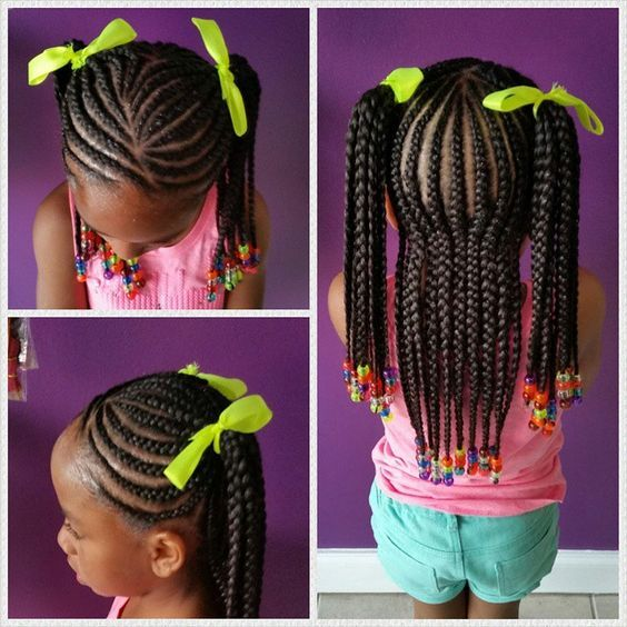 25 Best Ideas About Little Girl Braid Hairstyles On Pinterest