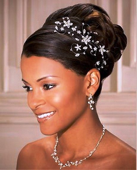 7 Best Images About AFRO CARIBBEAN WEDDING HAIRSTYLE On Pinterest