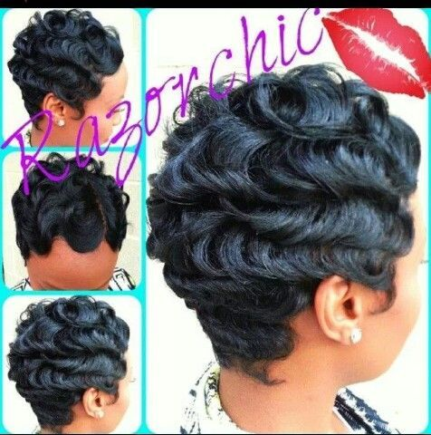 10 Best Images About Dry Finger Waves On Pinterest Stylists