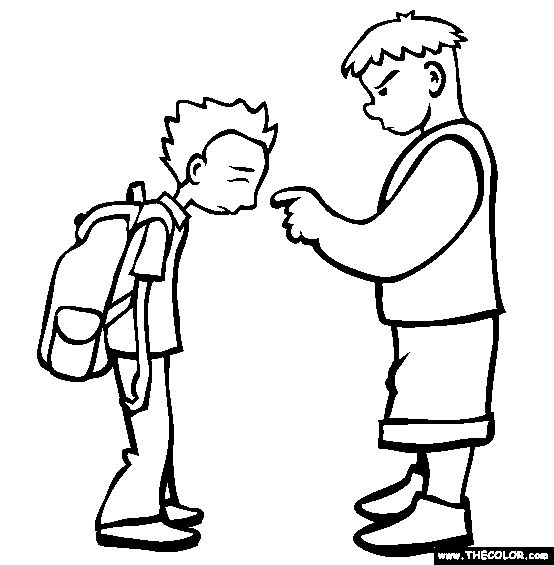 100% Free School Coloring Pages. Color in this picture of