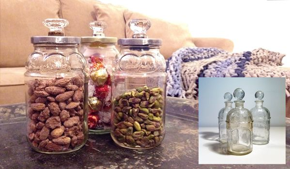HOW TO make jars with decorative lids – this is PERFECT for the project I am cur