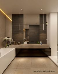 Best 25+ Modern contemporary bathrooms ideas on Pinterest