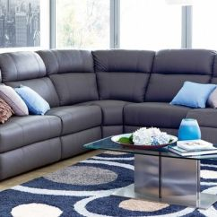 Decorating With Leather Sofa Pottery Barn Loveseat Sleeper Kato King Modular Recliner Lounge - Lounges ...