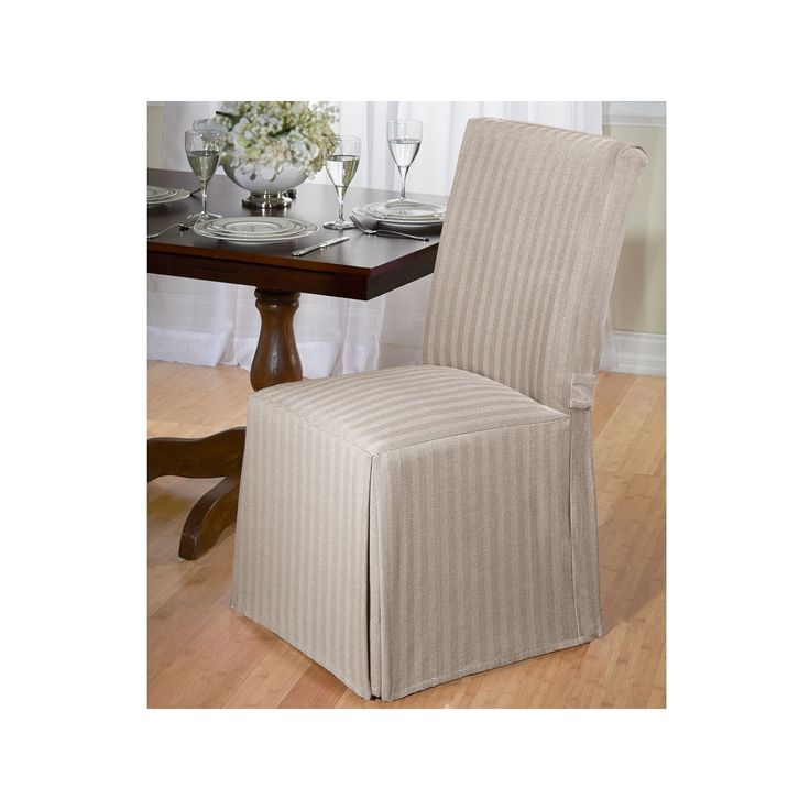 25 Best Ideas About Dining Room Chair Slipcovers On