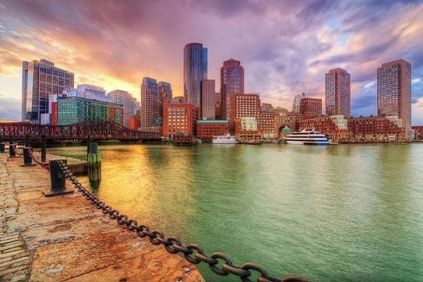 Beautiful Boston via facebookcomboston massachusetts