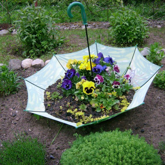 25 Best Ideas About Garten Deko On Pinterest Gartendeko Diy