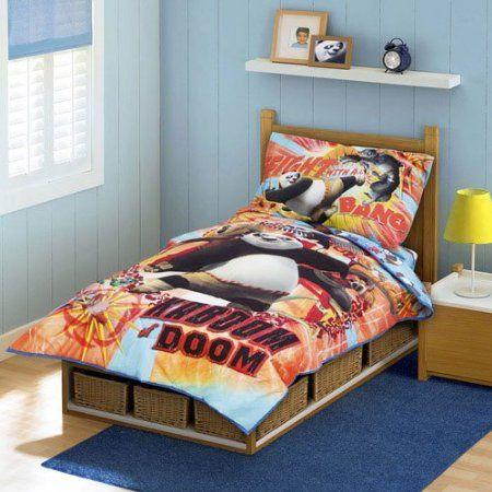 Kung Fu Panda Bedding and Bedroom Decor  Bedroom Theme