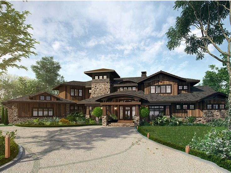 25+ best ideas about Prairie style houses on Pinterest