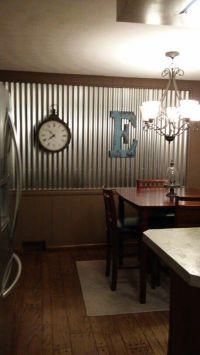98+ Rustic Tin Wall Ideas