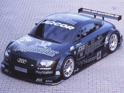 Audi TT R DTM Test Car Motrhead Pinterest Cars And Audi