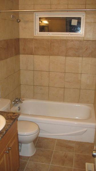small bathroom shower tub tile ideas 27 best images about Bathtub Surrounds on Pinterest