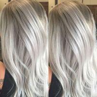 Best 20+ Silver blonde hair ideas on Pinterest | Silver ...