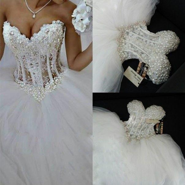 Die 25 Besten Ideen Zu Strass Hochzeitskleider Auf Pinterest
