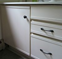 Painting Formica laminate cabinets | Home Ideas ...