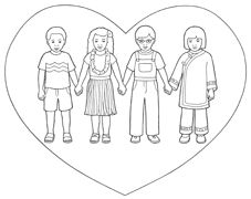 Primary 2: Choose the Right A Lesson 32: Love One Another