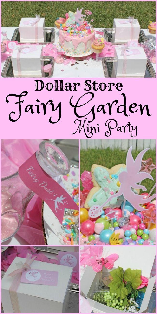 25 Best Ideas About Fairy Birthday Party On Pinterest Fairy