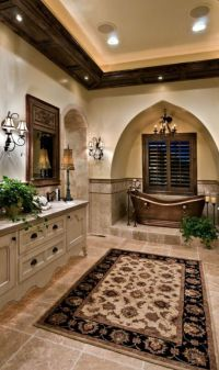 Best 20+ Mediterranean bathroom ideas on Pinterest