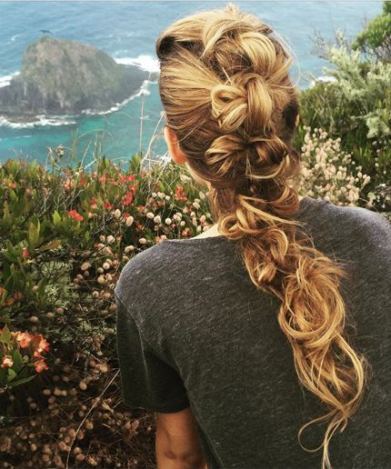 25 Best Ideas About Hiking Hair On Pinterest Camping Hair Camp