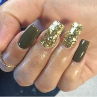 45 best images about Olive Green Nails on Pinterest ...