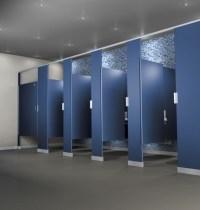 spray painted bathroom stalls   Theater Ideas   Pinterest ...