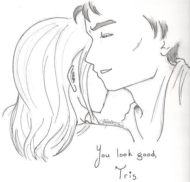 You look good, Tris. by *chrysalisgrey on deviantART