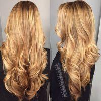 Best 25+ Golden blonde hair ideas on Pinterest | Honey ...