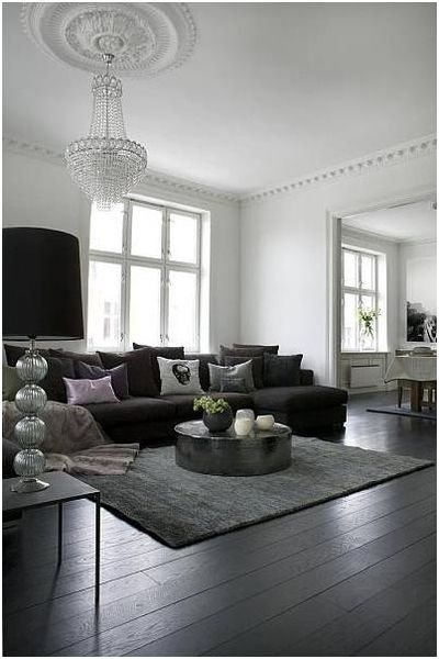 25 best ideas about Cute living room on Pinterest  Black living rooms Cute apartment decor