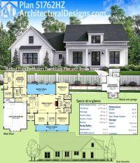 Best 25+ Modern Farmhouse Plans ideas on Pinterest ...