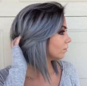 ideas blue gray