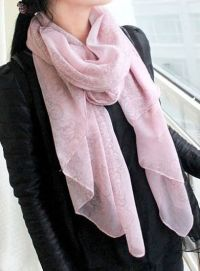 1000+ ideas about Pink Scarves on Pinterest | Scarfs ...