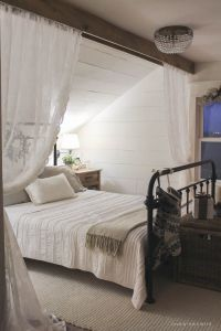 25+ best ideas about Attic Master Bedroom on Pinterest