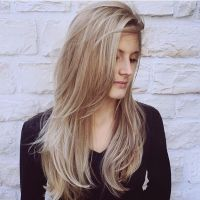 25+ best ideas about Champagne Blonde Hair on Pinterest ...