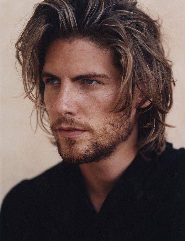 25 Best Ideas About Long Hairstyles For Men On Pinterest Longer