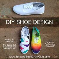 12 best images about Diy Shoe Designs on Pinterest