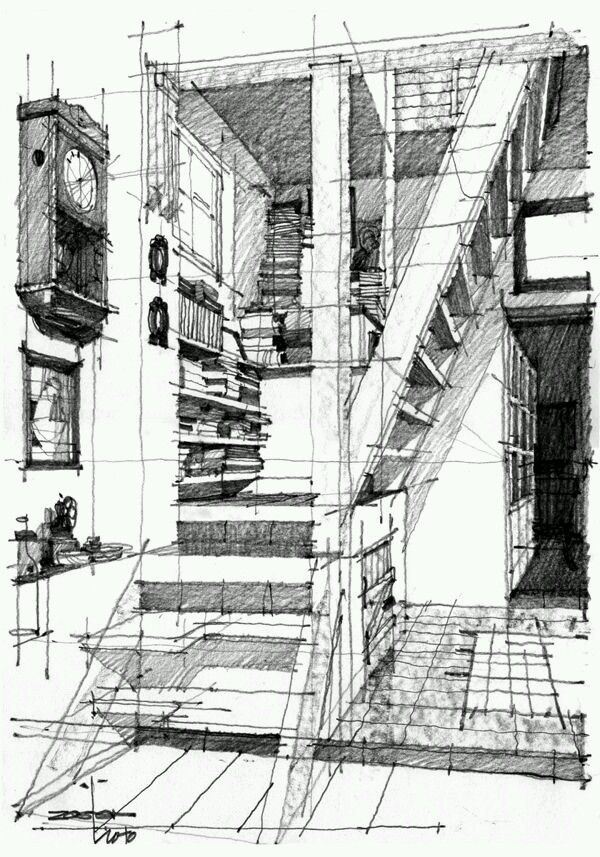 86 Best Images About Architectural Drawings On Pinterest
