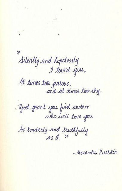 Alexander Pushkin Poems