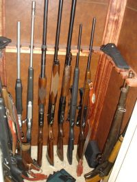 How To Build A Gun Cabinet In A Closet - WoodWorking ...