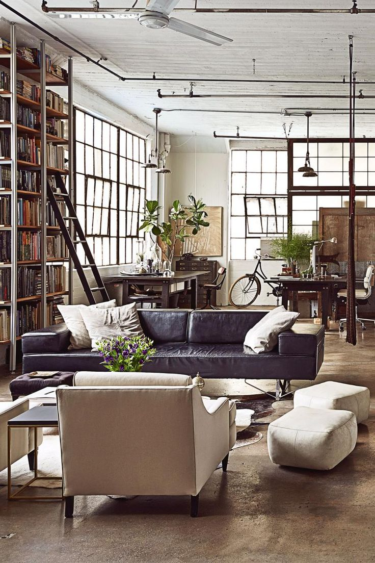25 best ideas about New york loft on Pinterest  Loft apartments nyc New york apartments and