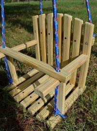 25+ best ideas about Wooden Swings on Pinterest | Wooden ...