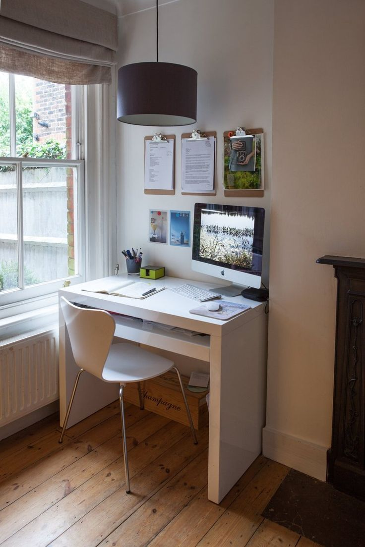 Best 25 Small desk space ideas on Pinterest  Small