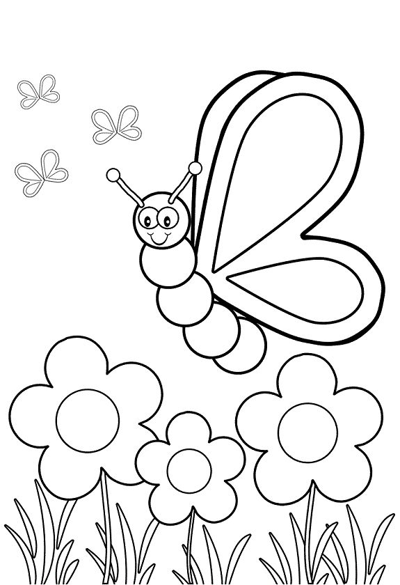 25+ Best Ideas about Coloring Pages To Print on Pinterest