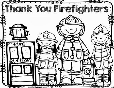 38 best images about Kindergarten Fire Safety Theme on