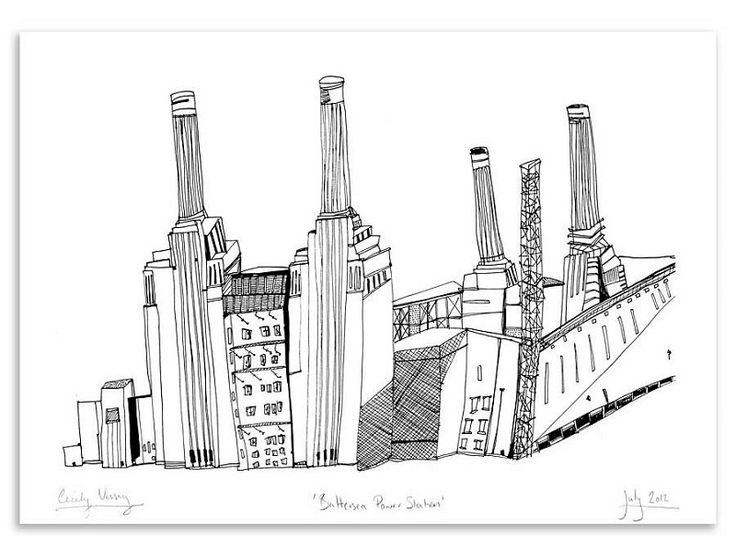 1000+ images about Battersea Power Station on Pinterest