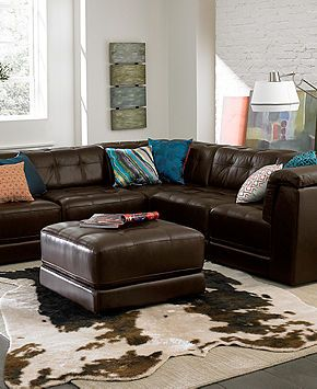 martino leather chaise sectional sofa 2 piece apartment and living room decorating ideas burgundy 3 www looksisquare com okaycreations net 107