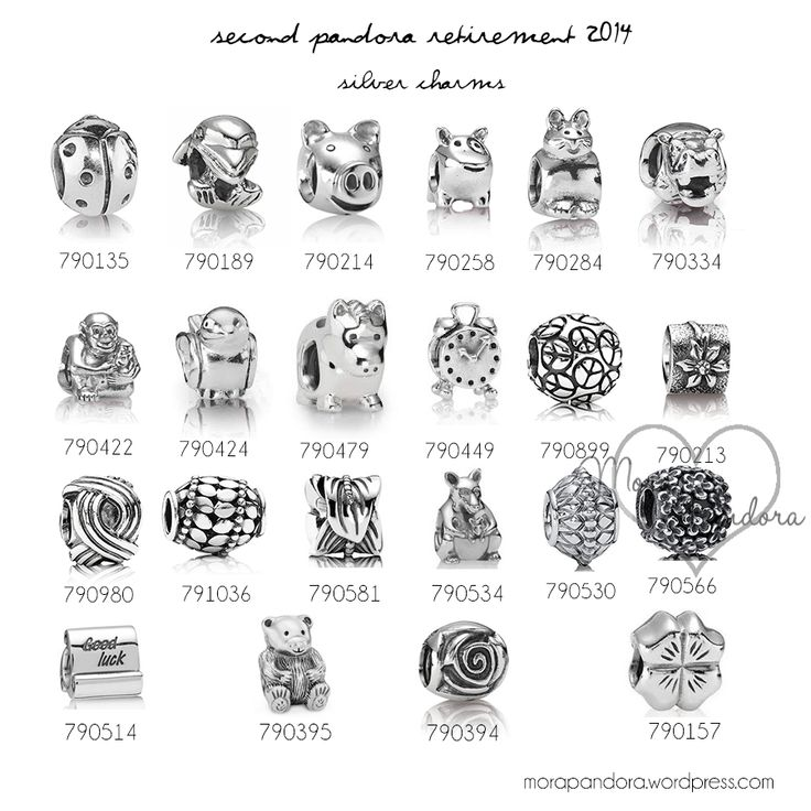 432 best Charms Pandora images on Pinterest