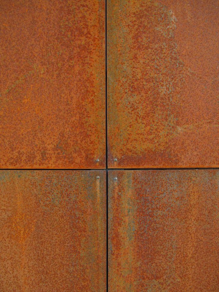 25+ best ideas about Corten steel on Pinterest