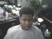 afro drop fade hairstyles